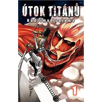 Útok titánů 1 (978-80-7449-280-8)
