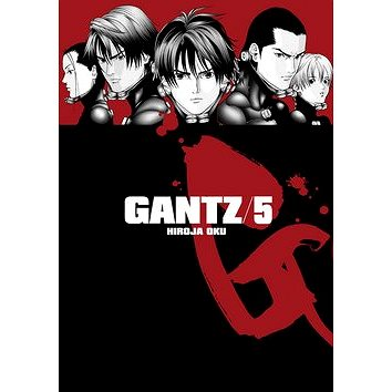 Gantz 5 (978-80-7449-255-6)