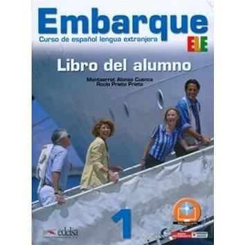 Embarque 1: Španělština pro střední a jazykové školy (978-84-7711-951-7)