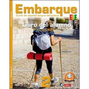 Embarque 2: španělština pro střední a jazykové školy (978-84-7711-954-8)