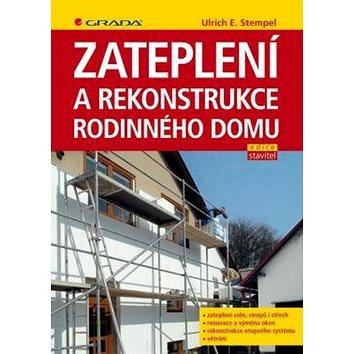 Zateplení a rekonstrukce rodinného domu (978-80-247-4808-5)