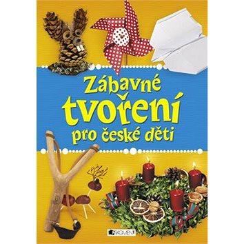 Zábavné tvoření pro české děti (978-80-253-2371-7)