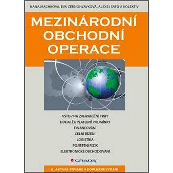 Mezinárodní obchodní operace (978-80-247-4874-0)