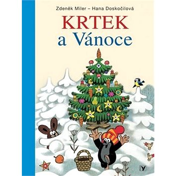 Krtek a Vánoce (978-80-00-03684-7)