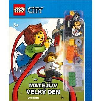 LEGO CITY Matějův velký den (978-80-251-4305-6)
