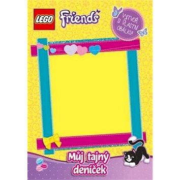 LEGO Friends Můj tajný deníček (978-80-251-4193-9)