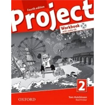 Project 2 Fourth Edition Workbook with Audio CD and Online Practice (978-0-947629-0-8)