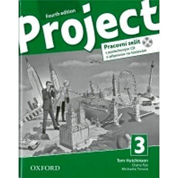 Project Fourth Edition 3 Pracovní sešit: S poslechovým CD a přípravou na testování (978-0-947648-7-2)