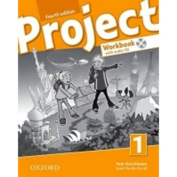 Project Fourth Edition 1 Workbook: With Audio CD and Online Practice (International English Version) (978-0-947628-8-5)
