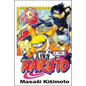 Naruto 2 Nejhorší klient (978-80-7449-223-5)