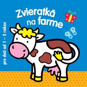 Zvieratká na farme pre deti od 1 - 3 rokov (978-80-8107-830-9)