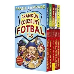Frankův kouzelný fotbal BOX 1–5: Hrací karty uvnitř (978-80-264-0599-3)