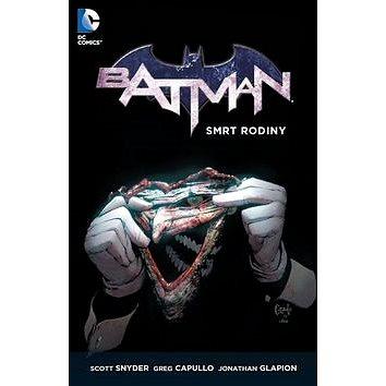 Batman Smrt rodiny (978-80-7449-265-5)