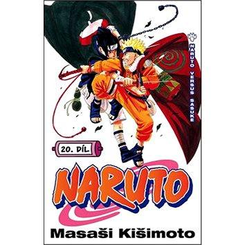 Naruto 20 Naruto vs. Sasuke (978-80-7449-259-4)