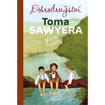 Dobrodružství Toma Sawyera (978-80-00-03708-0)