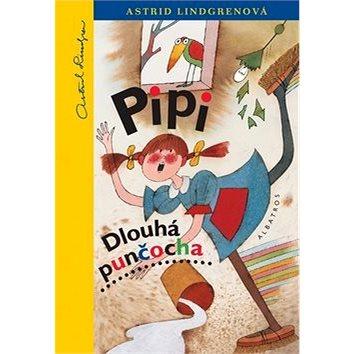 Pipi Dlouhá punčocha (978-80-00-03802-5)