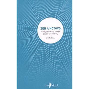 Zen a hotovo (978-80-87270-03-5)