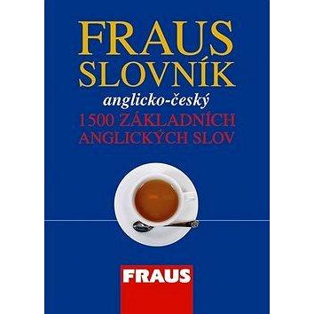Fraus Slovník anglicko-český 1500 základních anglických slov (978-80-7238-699-4)