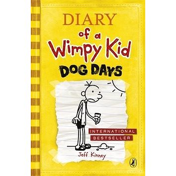 Diary of a Wimpy Kid book 4: Dog Days (9780141331973)
