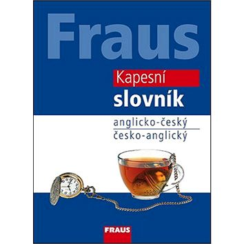 FRAUS Kapesní slovník anglicko-český česko-anglický (978-80-7238-952-0)