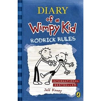 Diary of a Wimpy Kid book 2: Rodrick Rules (9780141324913)