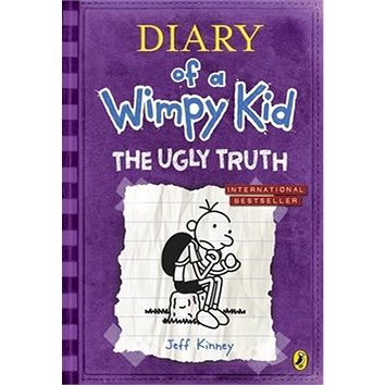 Diary of a Wimpy Kid book 5: The Ugly Truth (9780141340821)
