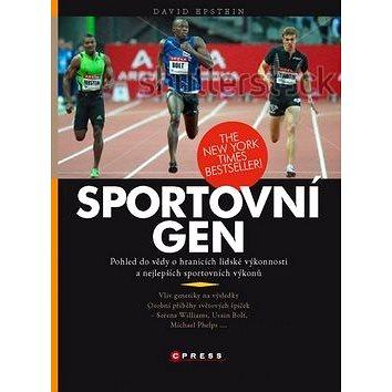 Sportovní gen: Hledání maximálních sportovních výkonů a limitů lidské výkonnosti (978-80-264-0560-3)