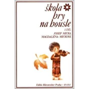 Škola hry na housle I (979-0-2601-0053-4)