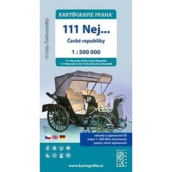 111 nej...České Republiky 1:500 000 (978-80-7393-214-5)