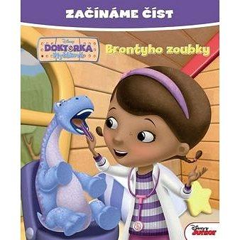 Začínáme číst Doktorka Plyšáková Brontyho zoubky (978-80-252-3266-8)