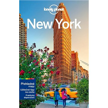 New York: Z řady průvodců Lonely Planet (978-80-256-1481-5)