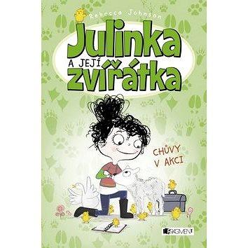 Julinka a její zvířátka Chůvy v akci (978-80-253-2393-9)