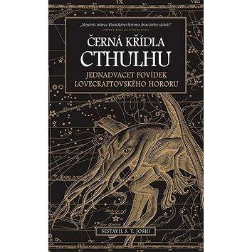Černá křídla Cthulhu (978-80-7193-385-4)