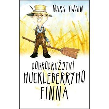 Dobrodružství Huckleberryho Finna (978-80-7390-098-4)