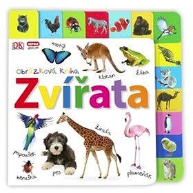 Zvířata: Obrázková kniha (978-80-7240-926-6)