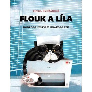Flouk a Líla: Dobrodružství z mrakodrapu (978-80-7491-505-5)