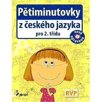 Pětiminutovky z českého jazyka pro 2. třídu (978-80-7353-434-9)
