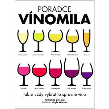 Poradce vínomila: Jak si vždy vybrat to správné víno (978-80-7391-835-4)