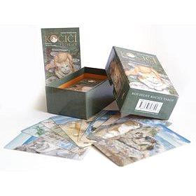 Kouzelný kočičí tarot: kniha a 78 karet (978-80-7370-339-4)