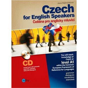 Czech for English Speakers + CD: Čeština pro anglicky mluvící (978-80-266-0620-8)