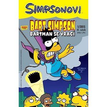 Bart Simpson Batman se vrací: 42005 (9786660075176)