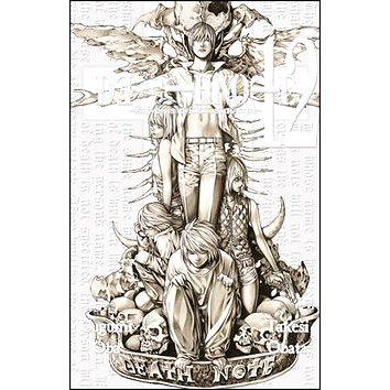 Death Note Zápisník smrti 12 (978-80-7449-284-6)