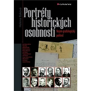 Portréty historických osobností: Nejen grafologický pohled (978-80-247-5129-0)