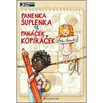 Panenka Šuplenka a panáček Kopíráček (978-80-247-5047-7)