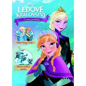 Ledové království: 2 nové příběhy (978-80-252-3260-6)