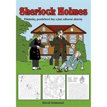 Sherlock Holmes: Hádanky, postřehové hry a jiné zábavné aktivity (978-80-264-0665-5)