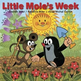 Little Mole´s Week (978-80-00-03884-1)