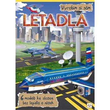 Letadla Vyrobím si sám: 6 modelů ke složení bez lepidla a nůžek (978-80-87845-25-7)