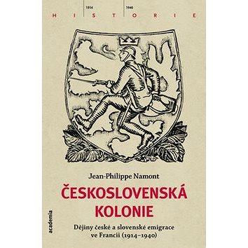 Československá Kolonie: Dějiny české a slovenské imigrace ve Francii (1914-1940) (978-80-200-2391-9)