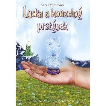 Lucka a kouzelný prstýnek (978-80-264-0675-4)